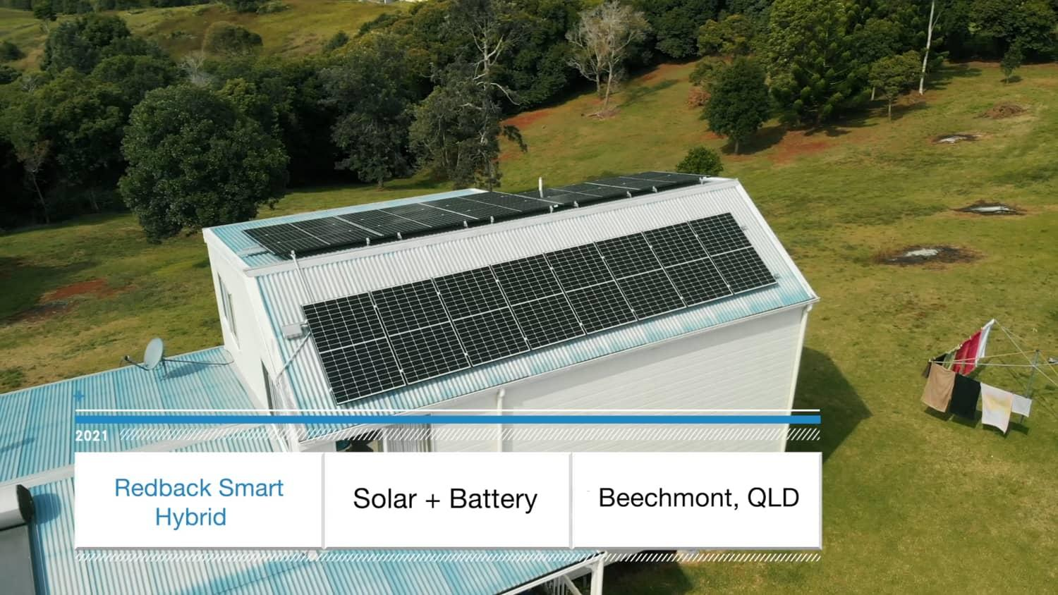 """Featured image for """"Redback Smart Hybrid System Beechmont Gold Coast"""""""